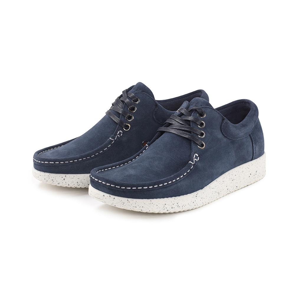 7c7a2d7ccfe Nature Footwear - 1001-002-004 - Anna suede navy